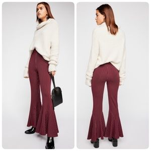 Free people super flare pants
